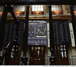 rising bond yields