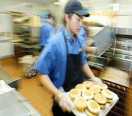 minimum wage worker